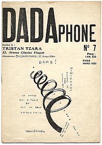 Bulletin Dada #7, 1920